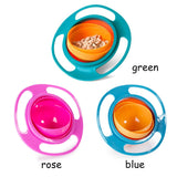 Baby Bowl Children's Toddlers Baby Kids bowl Non Spill Eat Food Snacks Bowl Lunch box Children