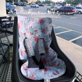 Shopping Cart Baby Capsule cover
