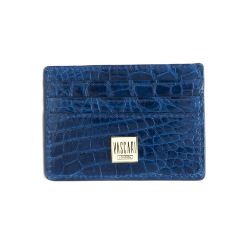 Card Holder Ocean Blue