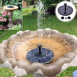SunFountain™ Solar Powered Fountain