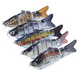 Premium Lifelike Fishing Wobbler Lures