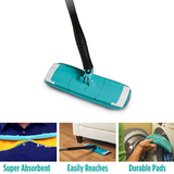 Twisty Mop™ - #1 Solution for Spotless Cleaning!