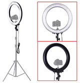 "18"" LED Halo Ring Light 
