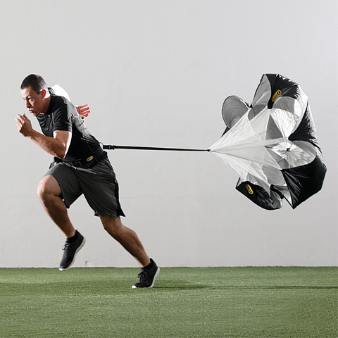 Super Speed™ Resistance Training Parachute
