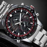 [Limited Edition] Luxury Men's Steel Watch