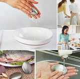 Amazing Odor-Removing Stainless Steel Soap