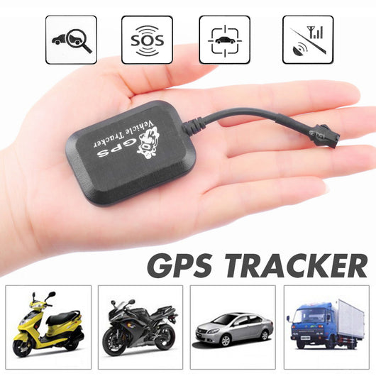 Real Time GPS Vehicle Tracker™