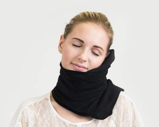 Travel Pillow Wraps