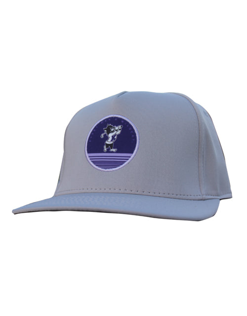 K-State EMAW Patch Hat (Steel)