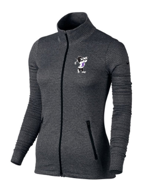 NIKE Women's Lucky Azalea Full-Zip (Black)