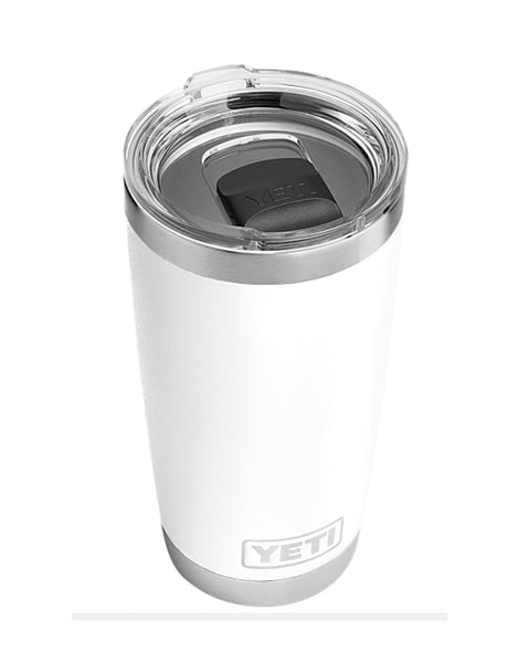 K-State Yeti 20 oz Golfing Willie Rambler (White)