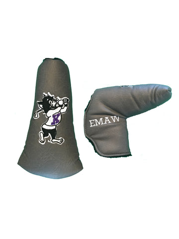 K-State Blade Putter Cover (Flint)