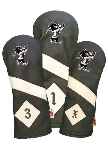 K-State Headcover Set (Flint)