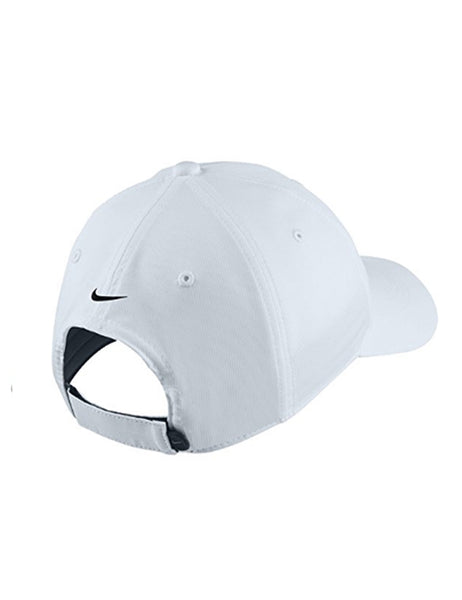 K-State NIKE Legacy91 Golf Hat (White)
