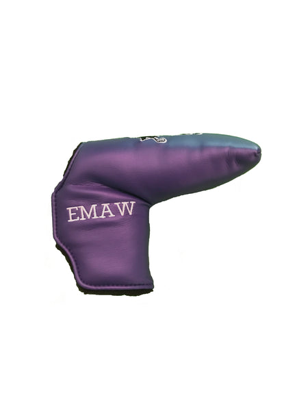 K-State Blade Putter Cover (Purple)