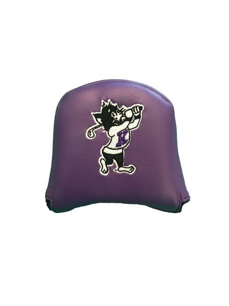 K-State Mallet Putter Cover (Purple)