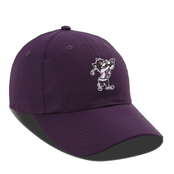 K-State Golfing Willie Original Performance (Purple)
