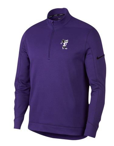K-State NIKE Therma Repel Jacket (Purple)