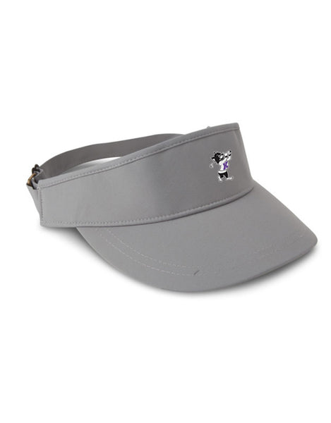 K-State Performance Tour Visor (Grey)