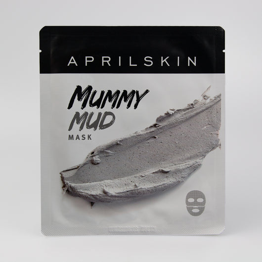 (5 Stück) April Skin Mummy Mud Mask - MISUN Cosmetics