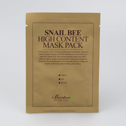 Benton Snail Bee High Content Mask Pack (1 Maske) - MISUN Cosmetics