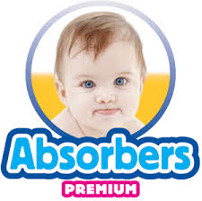 Absorbers Supreme Nappies Size 4 Maxi 10-15Kg 24s
