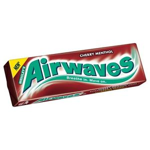 Airwaves Cherry Menthol 10 Pack