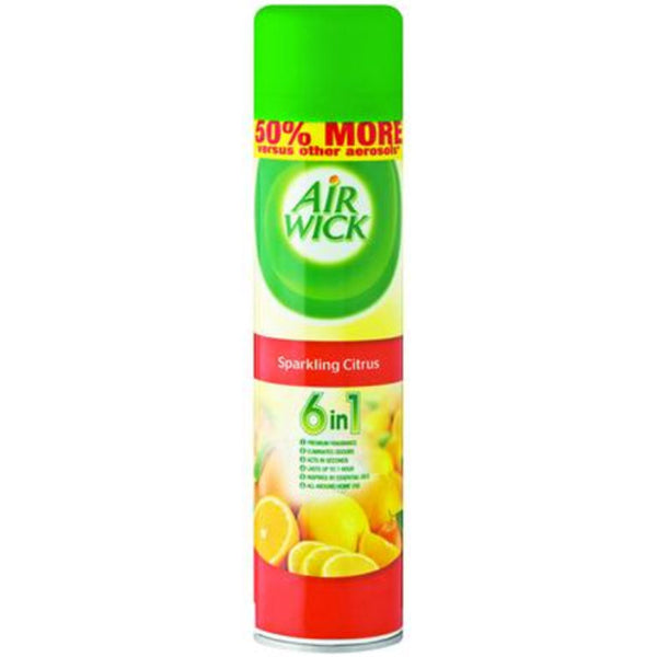 Airwick Air Fresher Sparkling Citrus 280ml