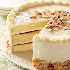 Almond Cake Slices each