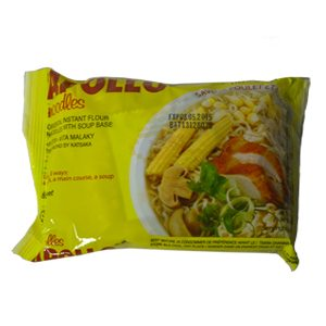 Apollo Chicken Corn Noodles 85g