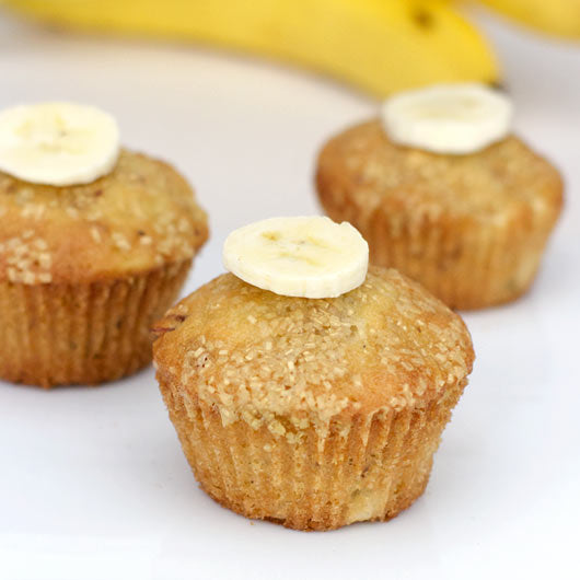 Banana Muffin each