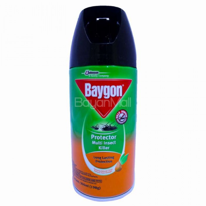 Baygon Multi Purpose Spray 300ml