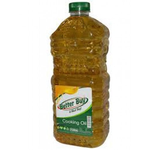 Better Buy Cooking Oil 2L