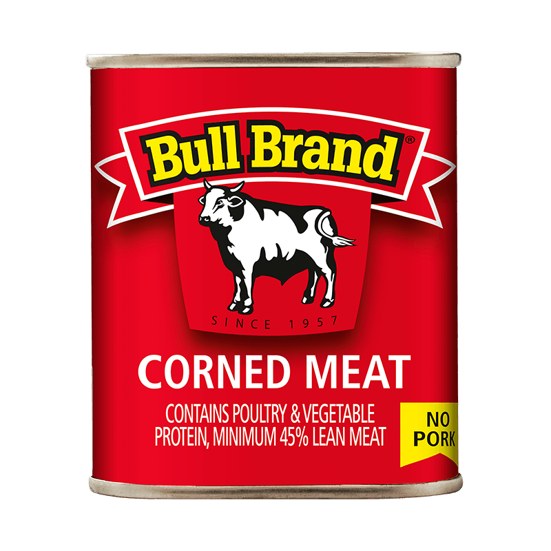Bull Brand Corned Meat 190g No Pork