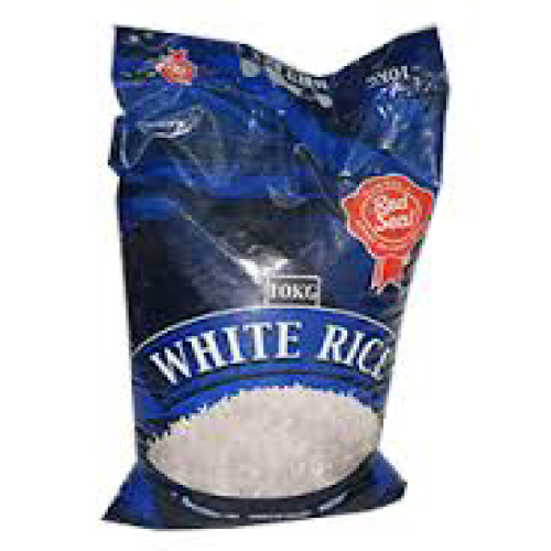 Gold White Rice 10kg