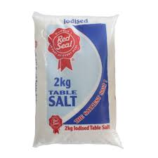 Red Seal Table Salt 2kg