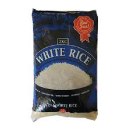 Red Seal White Rice 2kg