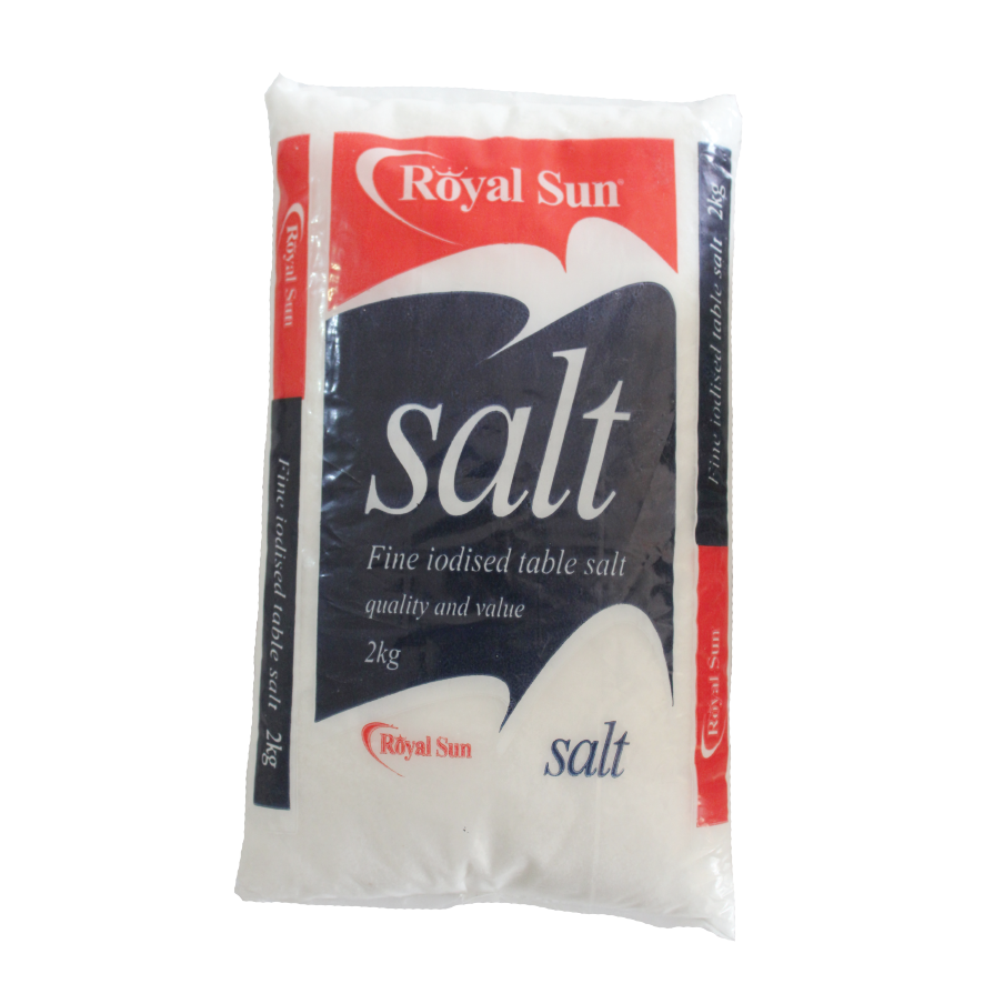 Royal Sun Fine Table Salt 1kg