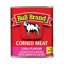 Texan Corned Meat Chilli 45% 300g