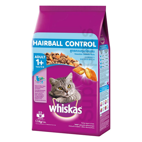 Whiskas Hairbal Control Chick 1kg