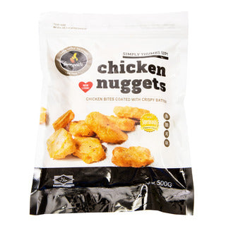 Whisk Nuggets Chick/Turkey 500g