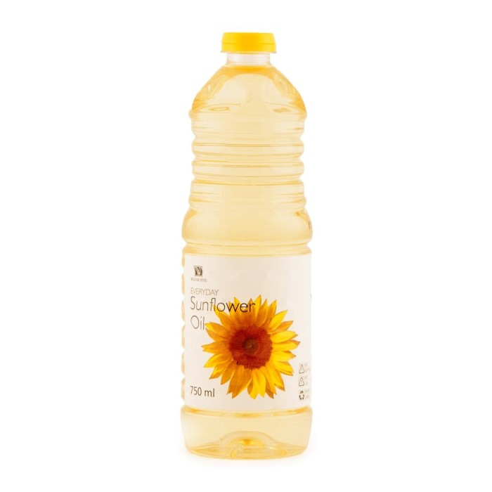 Sunshine Cooking Oil 750ml