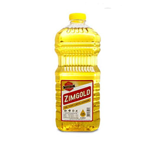ZimGold Cooking Oil 2L