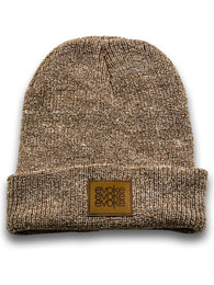 Evoke Clothing - Beanie Heather Braun