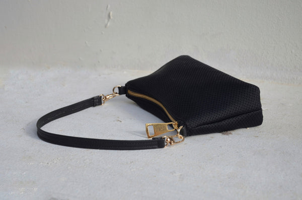 Mini MESH Bag - Deep Black
