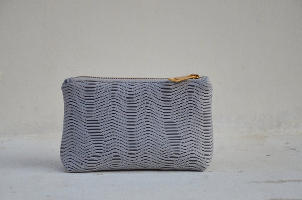 Mini MESH Pouch - 3D Gray