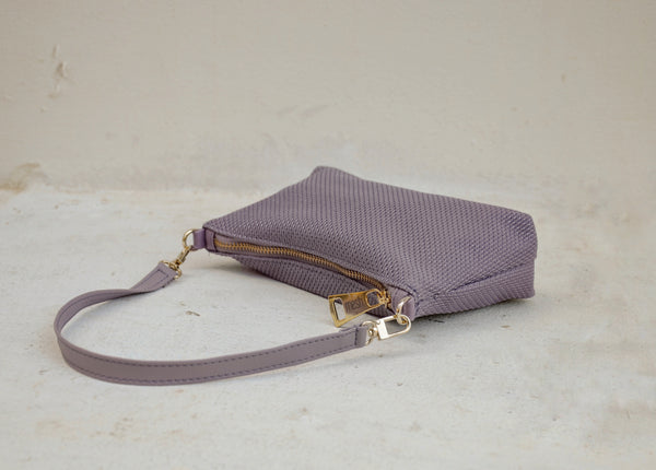 Mini MESH Bag - Purple