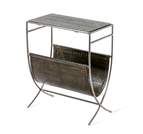 Magazine rack side table - Hamptons Furniture, Gifts, Modern & Traditional