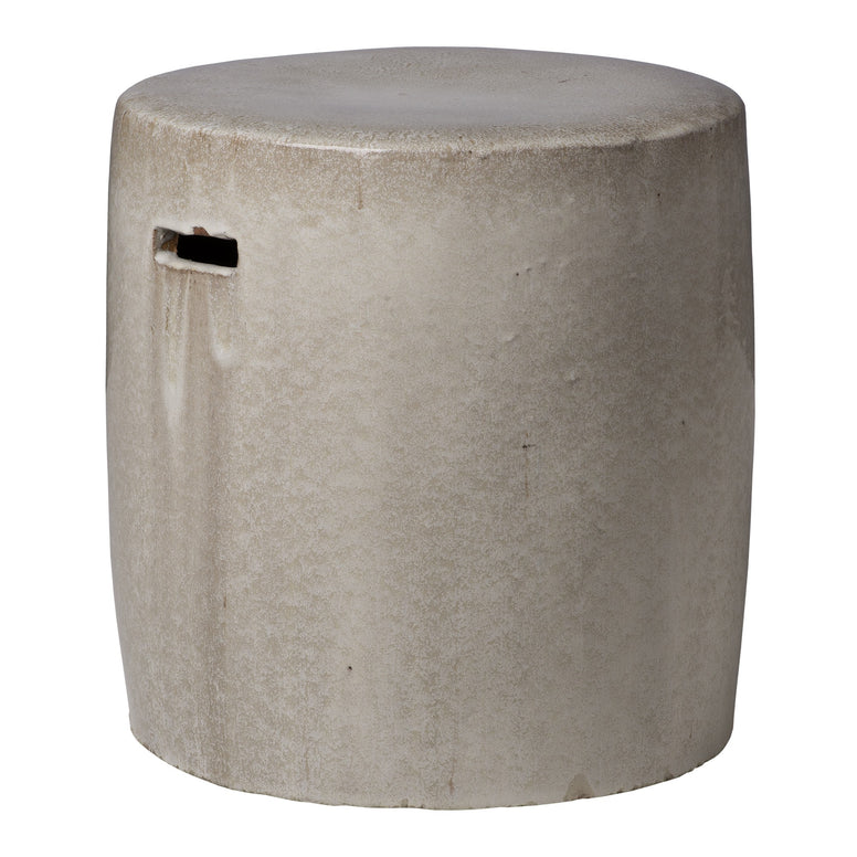Round Garden Stool - Hamptons Furniture, Gifts, Modern & Traditional