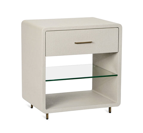 Art Deco Bedside Table - Hamptons Furniture, Gifts, Modern & Traditional